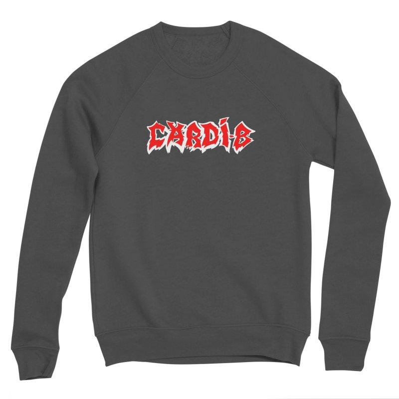 Bronx by Blood Men's Sponge Fleece Sweatshirt by Mock n' Roll