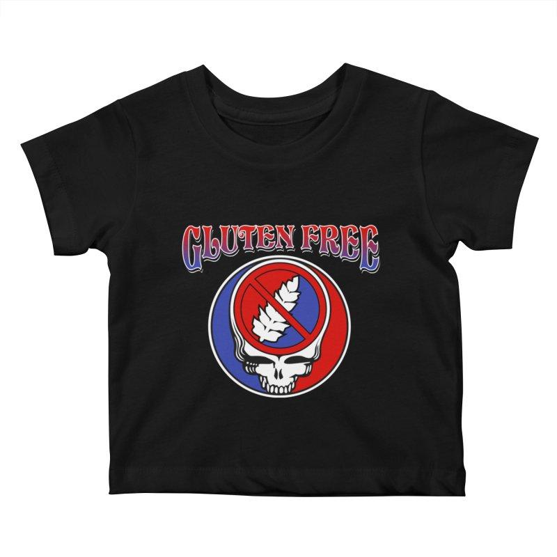 Grateful Bread Kids Baby T-Shirt by Mock n' Roll