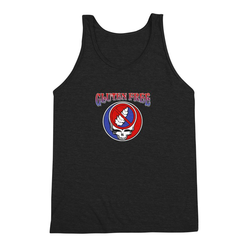 Grateful Bread Men's Triblend Tank by Mock n' Roll