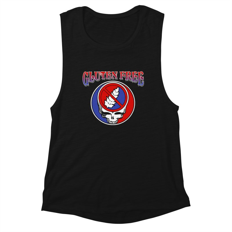 Grateful Bread Women's Muscle Tank by Mock n' Roll