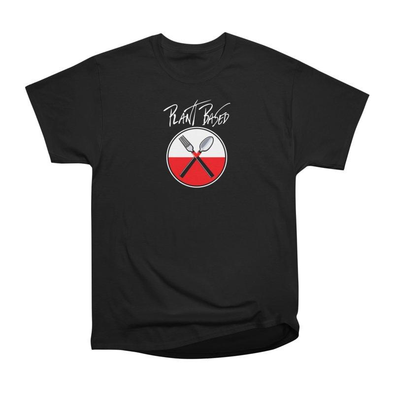 Plant Floyd-Wish you were Vegan Women's T-Shirt by Mock n' Roll