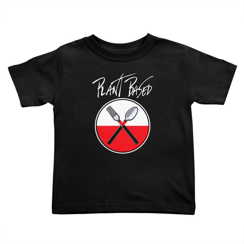 Plant Floyd-Wish you were Vegan Kids Toddler T-Shirt by Mock n' Roll