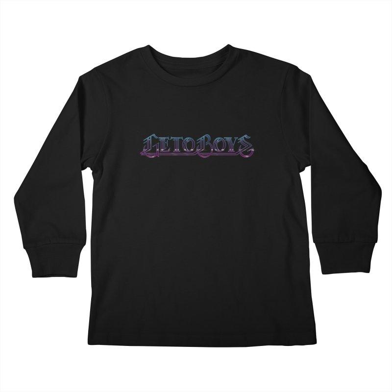 O.Gees Neon Kids Longsleeve T-Shirt by Mock n' Roll