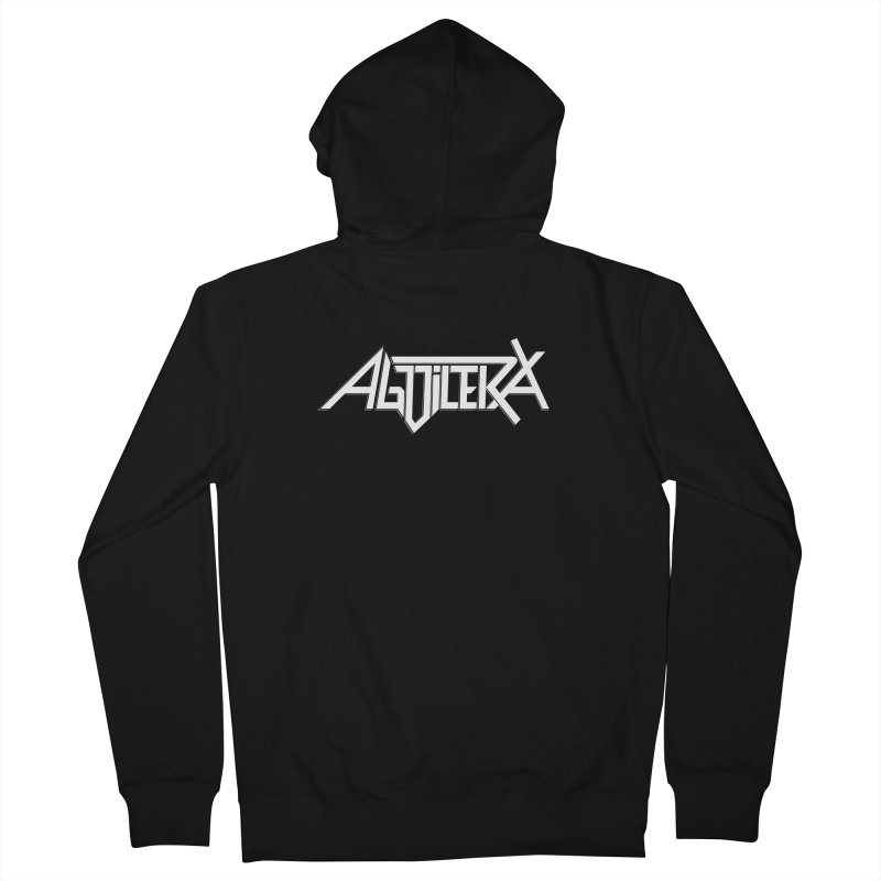 Christina Anthrax Women's French Terry Zip-Up Hoody by Mock n' Roll
