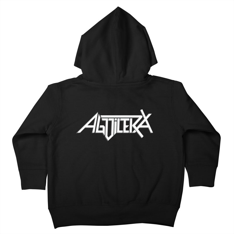 Christina Anthrax Kids Toddler Zip-Up Hoody by Mock n' Roll