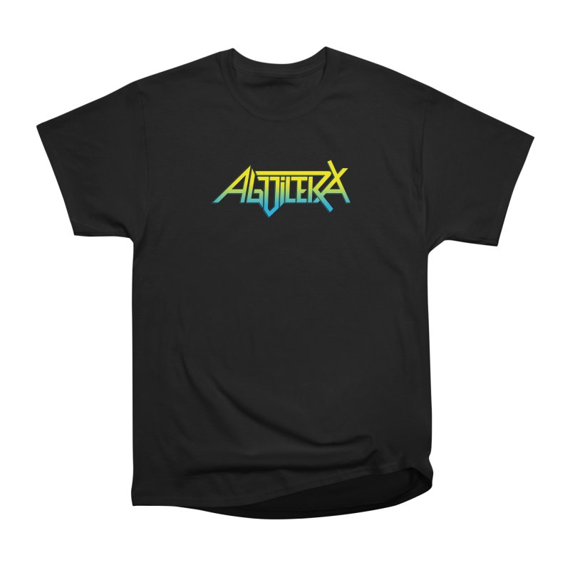 Aguilera color Men's T-Shirt by Mock n' Roll
