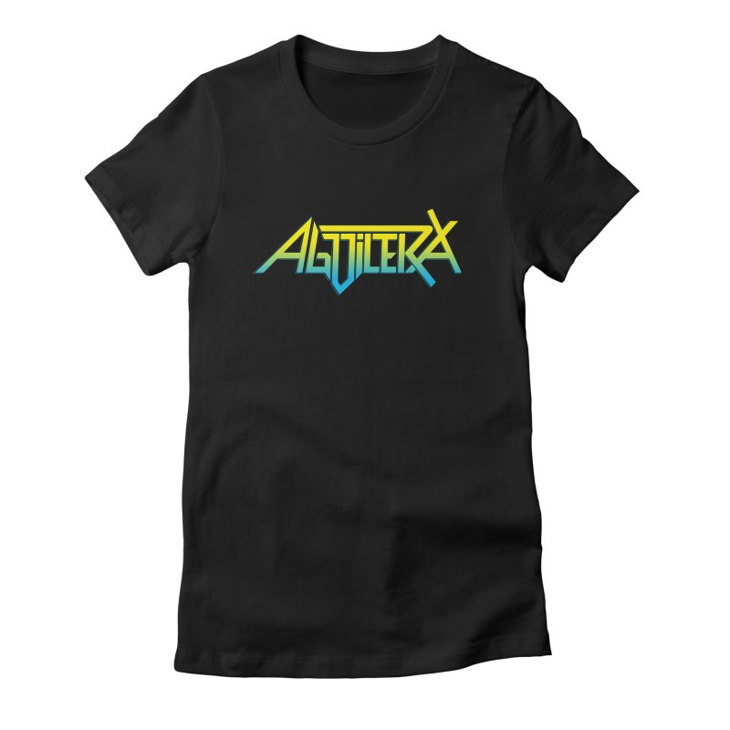 Aguilera color Women's T-Shirt by Mock n' Roll