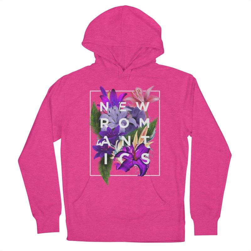 New Romantics Men's Pullover Hoody by moda's Artist Shop
