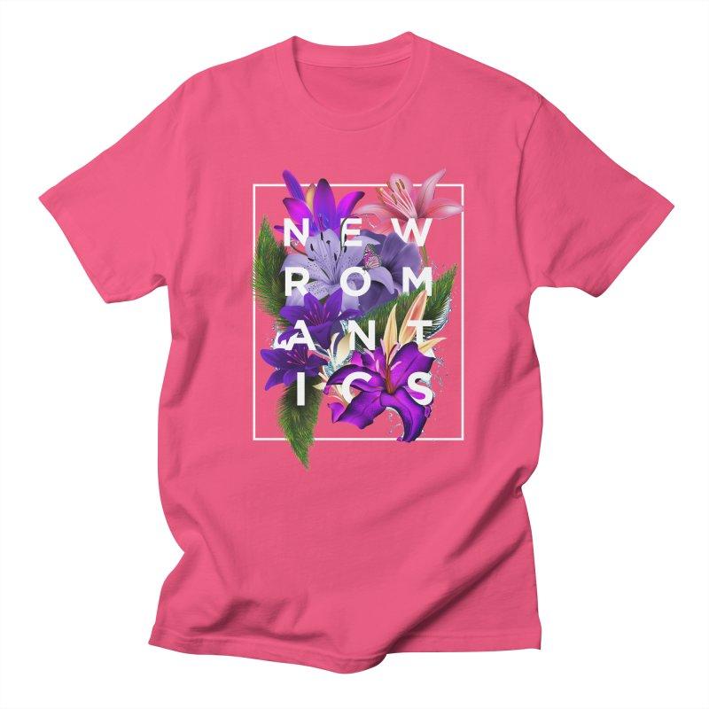 New Romantics Men's T-Shirt by moda's Artist Shop