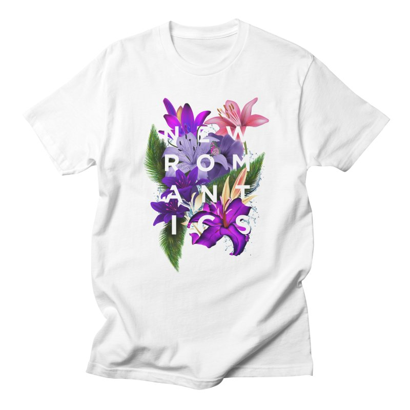 New Romantics Men's T-shirt by moda's Artist Shop
