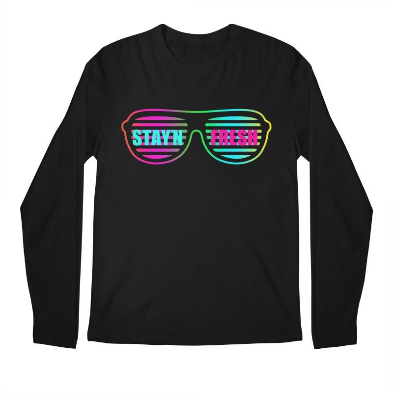 Stay'n Fresh Men's Longsleeve T-Shirt by moda's Artist Shop