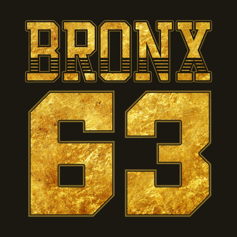 BRONX 63 Men's Triblend T-Shirt by moda's Artist Shop