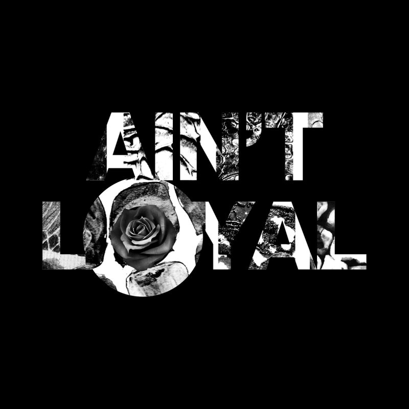 Ain't Loyal Men's Triblend T-Shirt by moda's Artist Shop