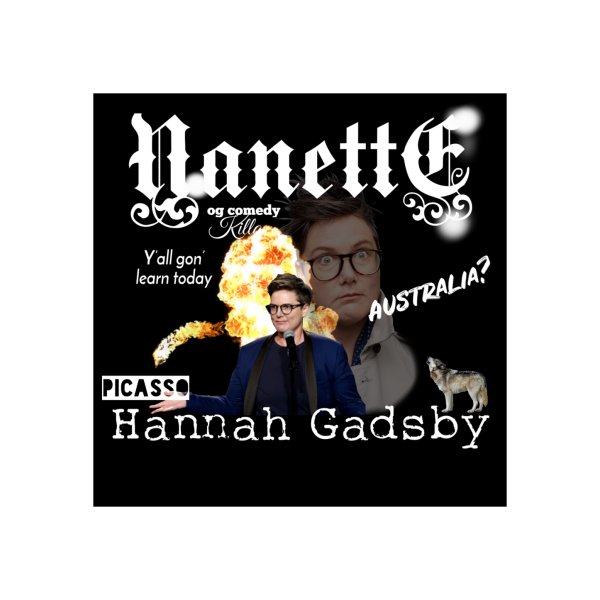 image for The whole world is Nanette