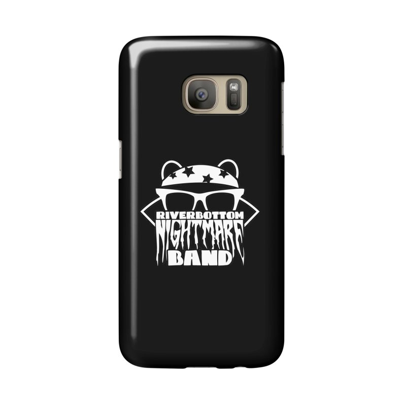 Riverbottom Nightmare Band Accessories Phone Case by The Modern Goldfish Shop