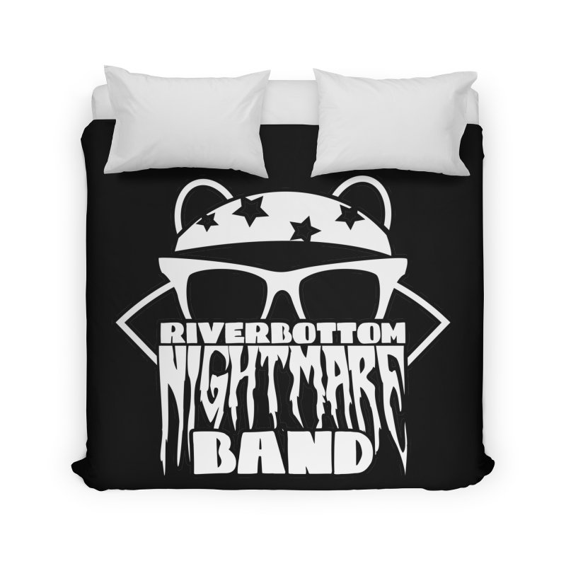 Riverbottom Nightmare Band Home Duvet by The Modern Goldfish Shop