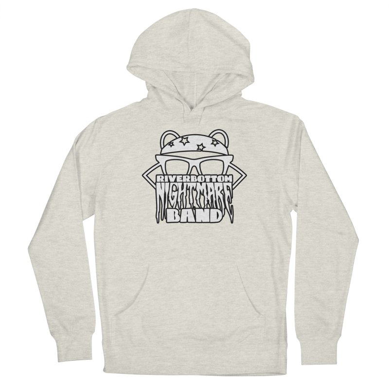Riverbottom Nightmare Band Women's Pullover Hoody by The Modern Goldfish Shop