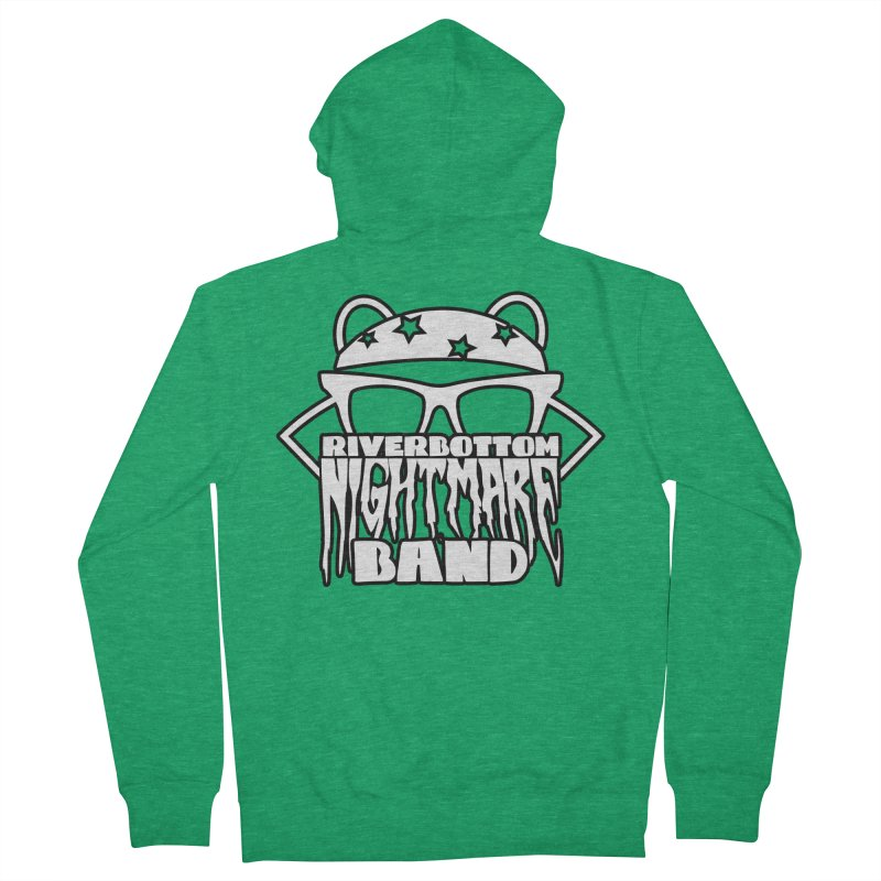 Riverbottom Nightmare Band Men's Zip-Up Hoody by The Modern Goldfish Shop
