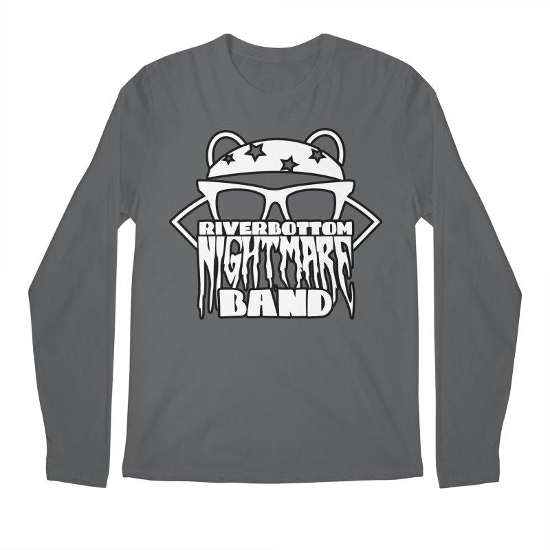 Riverbottom Nightmare Band Men's Longsleeve T-Shirt by The Modern Goldfish Shop