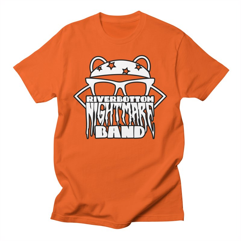 Riverbottom Nightmare Band Men's T-Shirt by The Modern Goldfish Shop