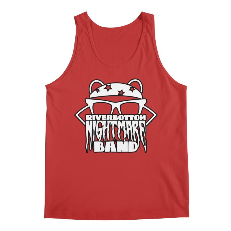 Riverbottom Nightmare Band Men's Tank by The Modern Goldfish Shop