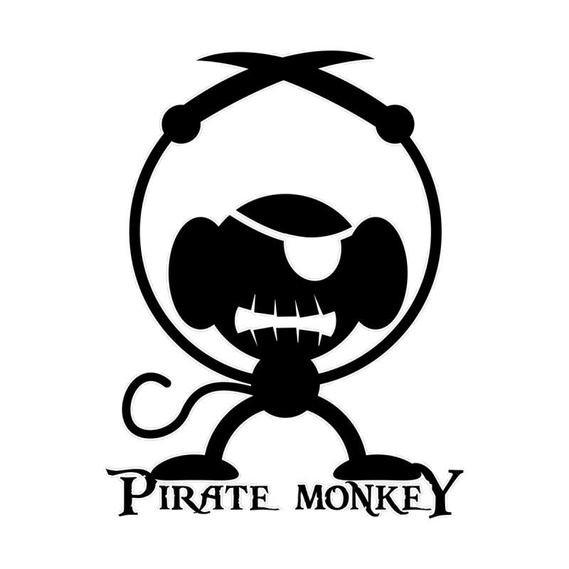 Pirate Monkey! by The Modern Goldfish Shop