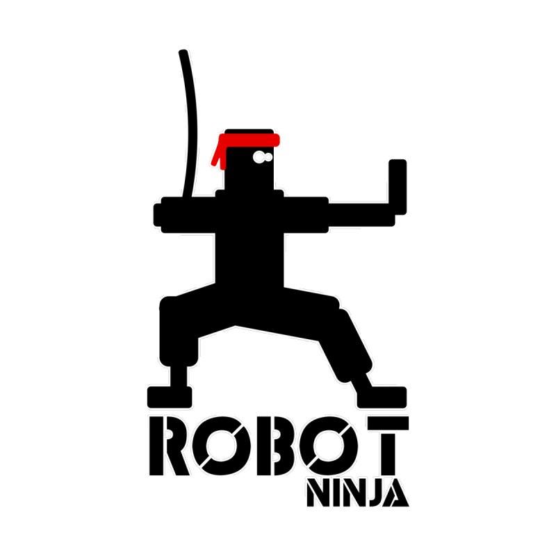 Robot Ninja! Men's Tank by The Modern Goldfish Shop