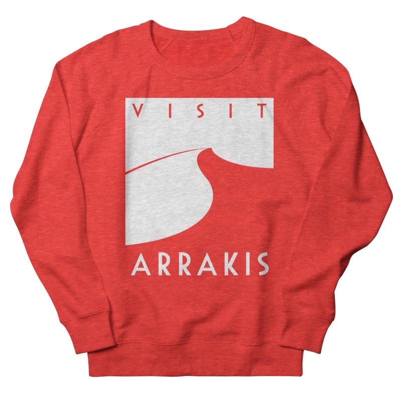 Visit Arrakis Women's Sweatshirt by The Modern Goldfish Shop