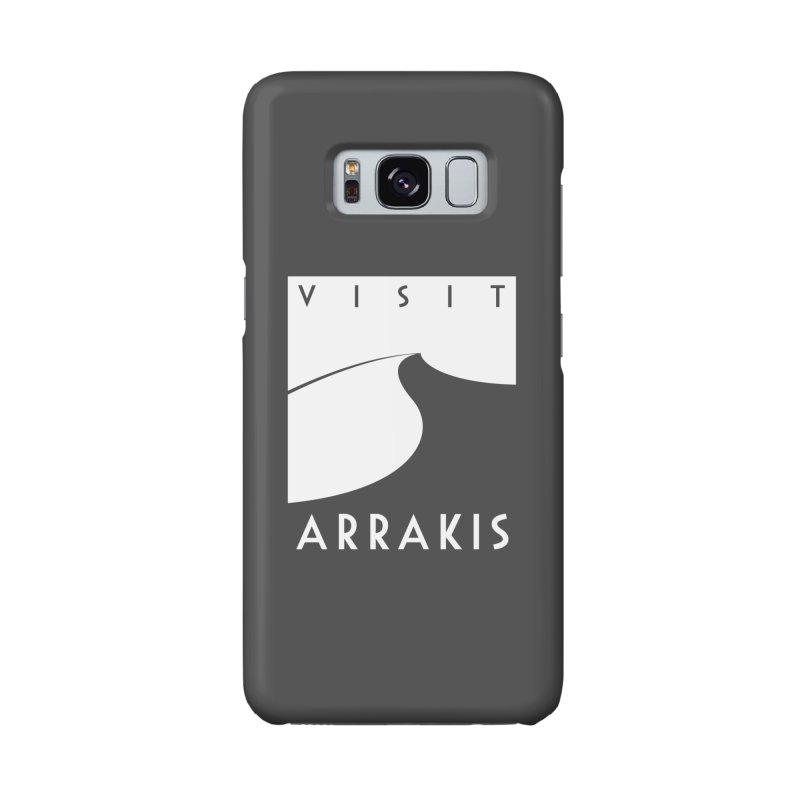 Visit Arrakis Accessories Phone Case by The Modern Goldfish Shop