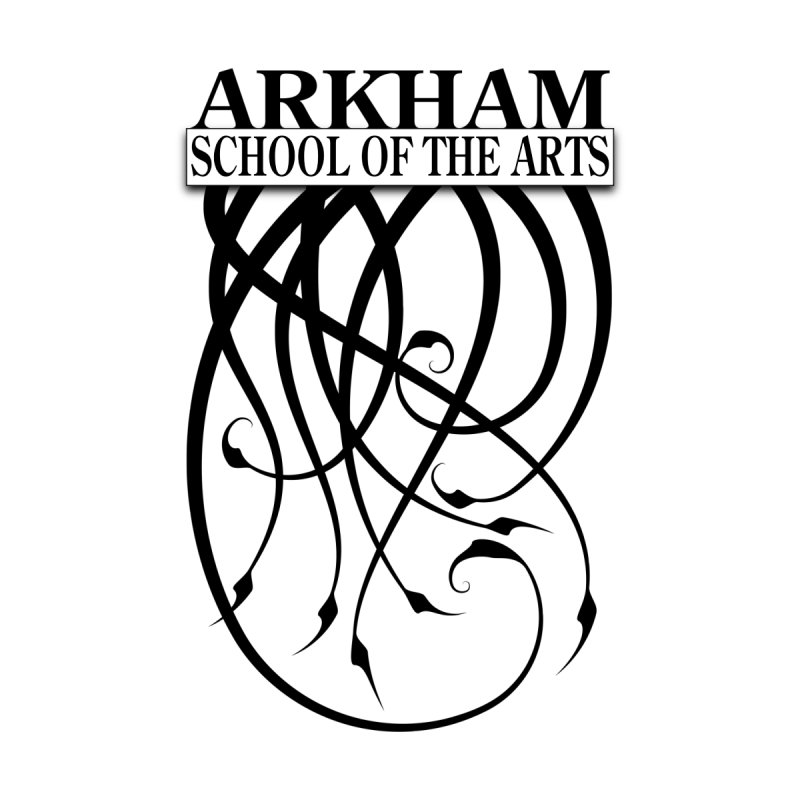 Arkham School of the Arts by The Modern Goldfish Shop