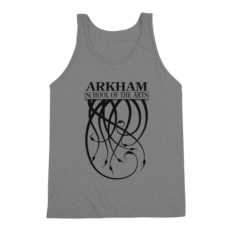 Arkham School of the Arts Men's Tank by The Modern Goldfish Shop