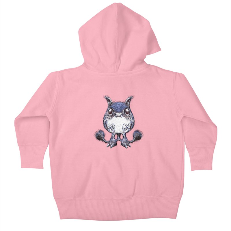 Marx Myth - Symmetry Kids Baby Zip-Up Hoody by The Modern Goldfish Shop