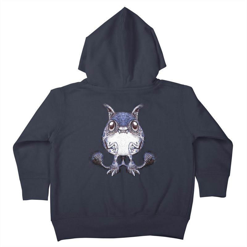 Marx Myth - Symmetry Kids Toddler Zip-Up Hoody by The Modern Goldfish Shop