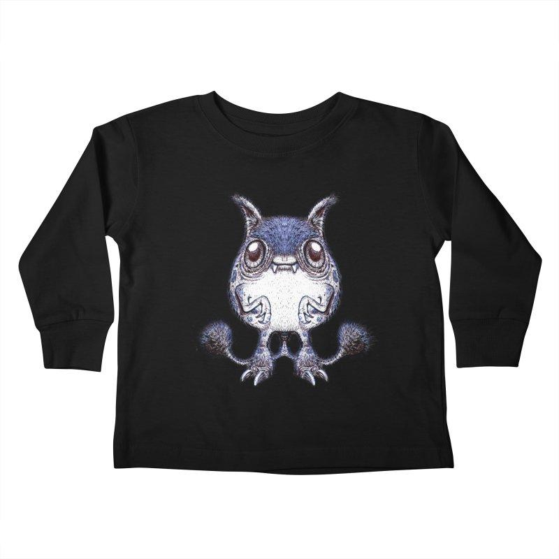 Marx Myth - Symmetry Kids Toddler Longsleeve T-Shirt by The Modern Goldfish Shop