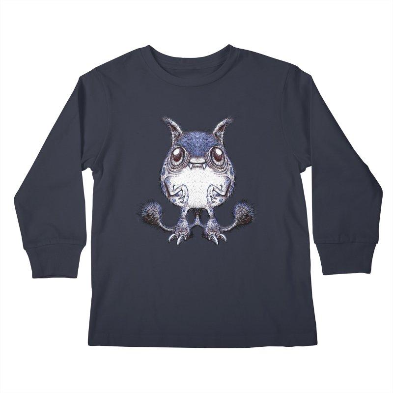Marx Myth - Symmetry Kids Longsleeve T-Shirt by The Modern Goldfish Shop
