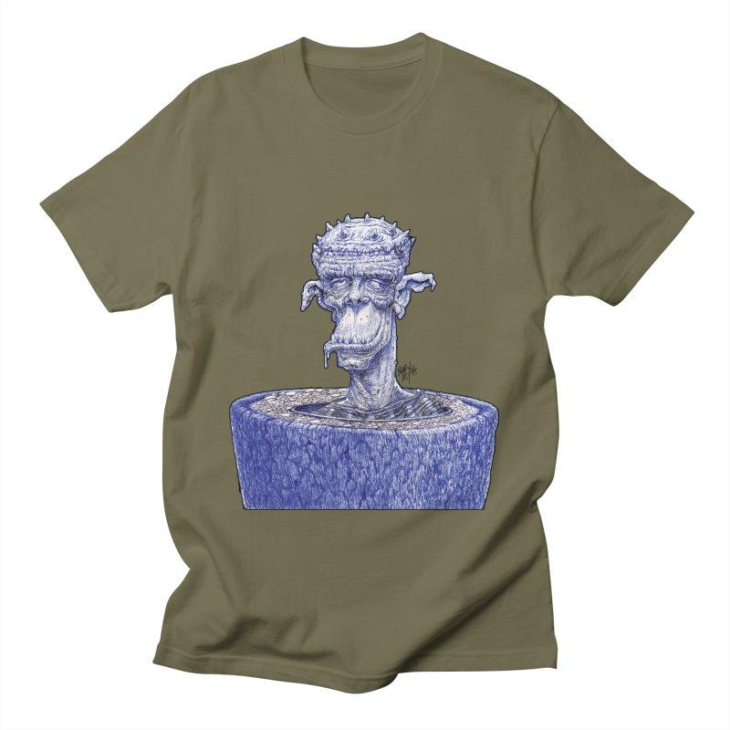 Marx Myth - Ogre Tree Men's T-Shirt by The Modern Goldfish Shop