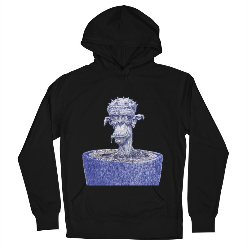 Marx Myth - Ogre Tree Men's French Terry Pullover Hoody by The Modern Goldfish Shop