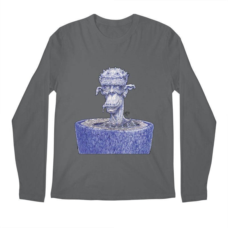 Marx Myth - Ogre Tree Men's Longsleeve T-Shirt by The Modern Goldfish Shop