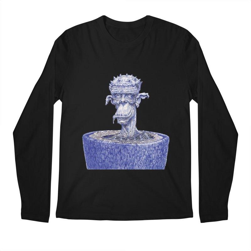 Marx Myth - Ogre Tree Men's Regular Longsleeve T-Shirt by The Modern Goldfish Shop