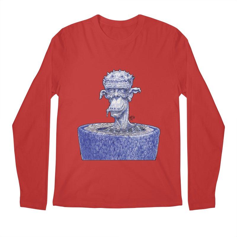 Marx Myth - Ogre Tree Men's Longsleeve T-Shirt by The Modern Goldfish Shop