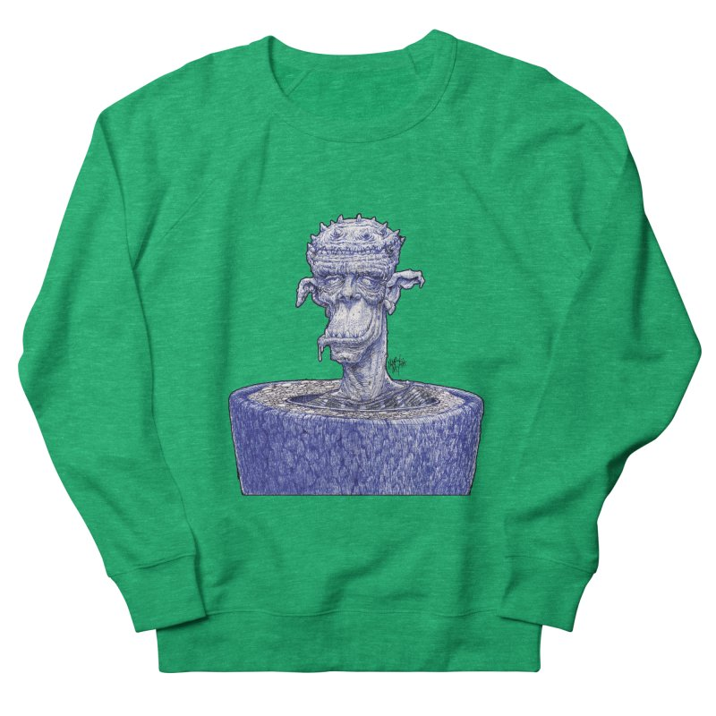 Marx Myth - Ogre Tree Women's Sweatshirt by The Modern Goldfish Shop
