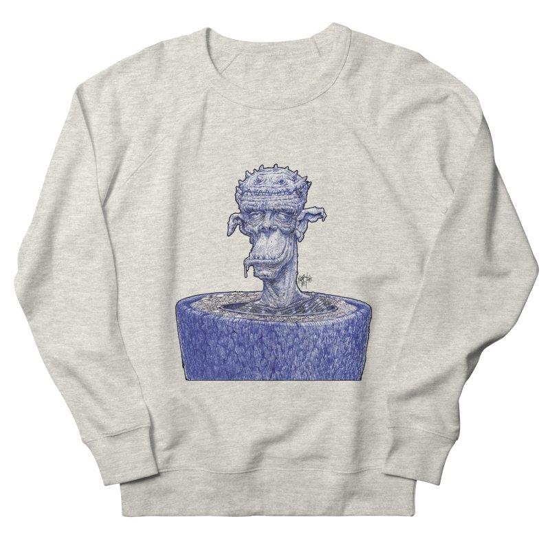 Marx Myth - Ogre Tree Women's French Terry Sweatshirt by The Modern Goldfish Shop