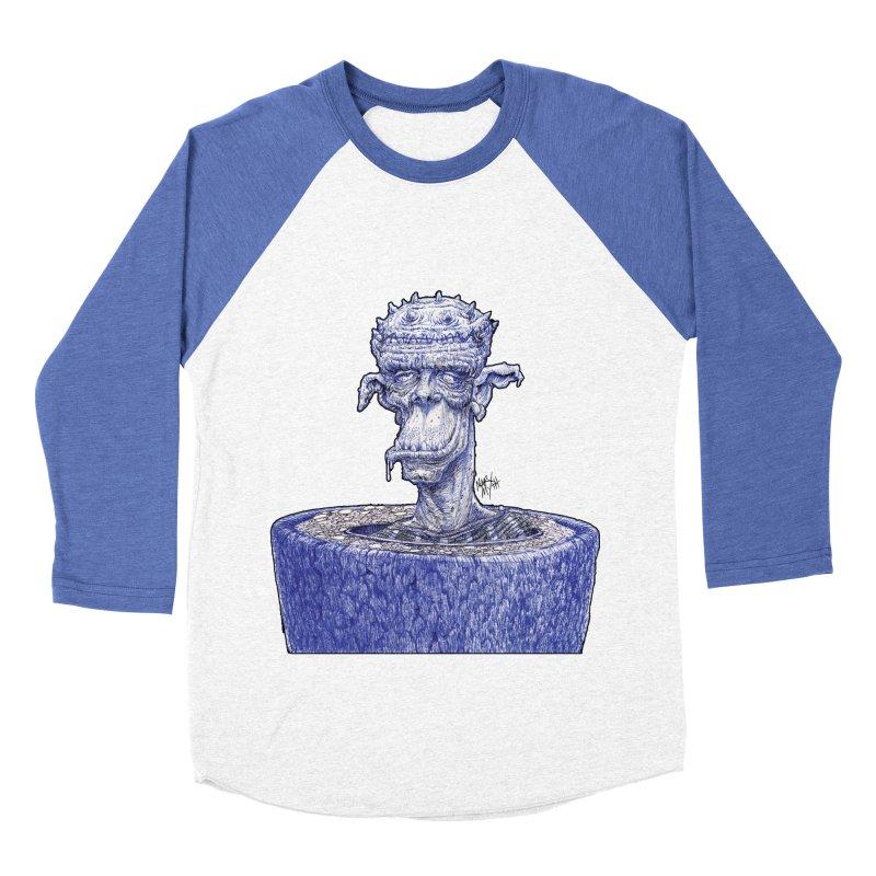 Marx Myth - Ogre Tree Women's Baseball Triblend Longsleeve T-Shirt by The Modern Goldfish Shop