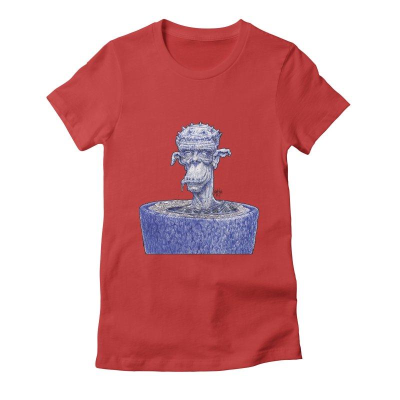 Marx Myth - Ogre Tree Women's T-Shirt by The Modern Goldfish Shop