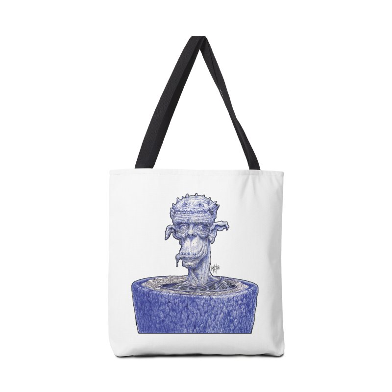 Marx Myth - Ogre Tree Accessories Tote Bag Bag by The Modern Goldfish Shop