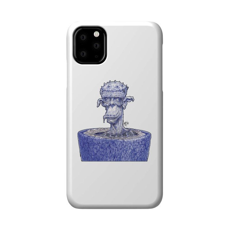 Marx Myth - Ogre Tree Accessories Phone Case by The Modern Goldfish Shop