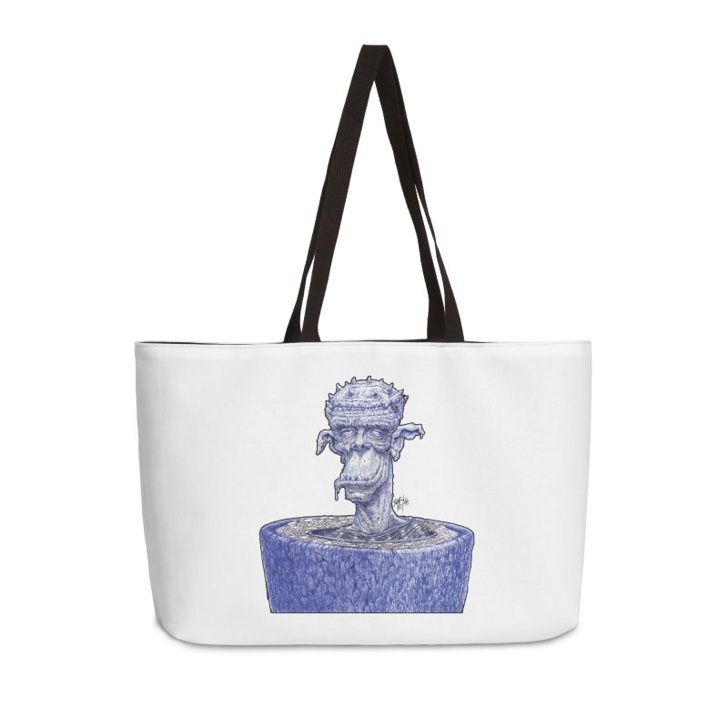 Marx Myth - Ogre Tree Accessories Weekender Bag Bag by The Modern Goldfish Shop