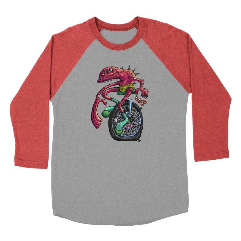 Marx Myth - Unicyclist Men's Longsleeve T-Shirt by The Modern Goldfish Shop