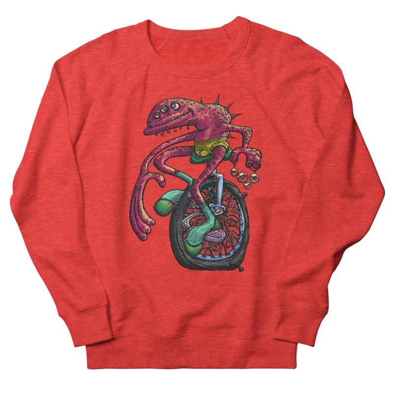 Marx Myth - Unicyclist Men's Sweatshirt by The Modern Goldfish Shop