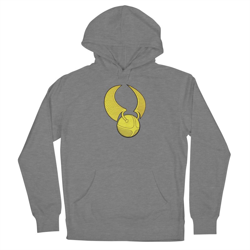 Golden Snitch Women's Pullover Hoody by The Modern Goldfish Shop